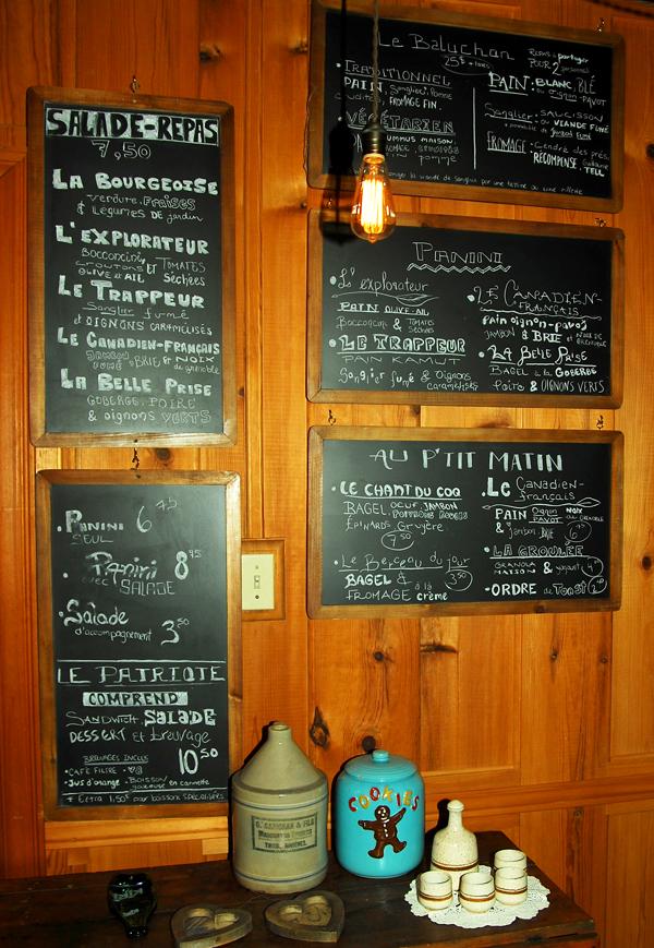 cafe chez eugene magasin general le brun menu