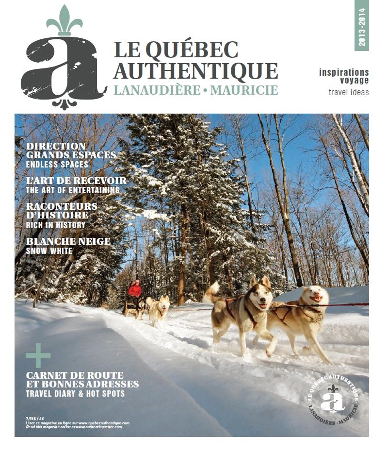 Couverture magazine QA 2013-2014